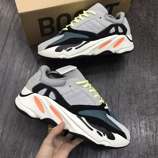 reputable site d3b49 f9bd7 Original real boost edition Adidas Yeezy Wave Runner 700 ...