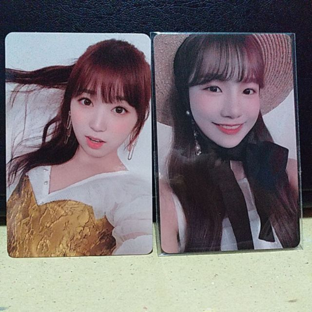 [UPDATED] IZONE Heart*Iz Album photocard