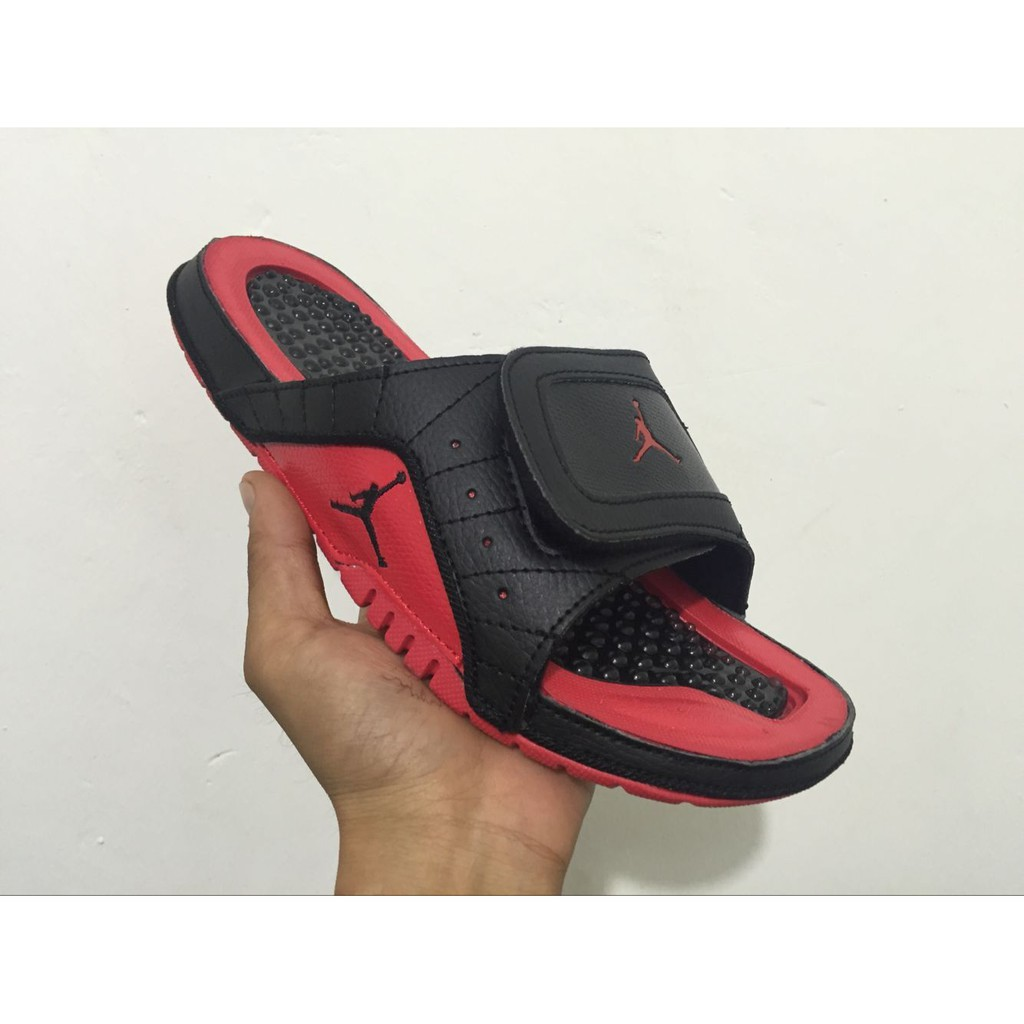 Flip Sandals Red Black Generation Gaigai111 Flop Nike 100Original Twelfth qSzpMUGV