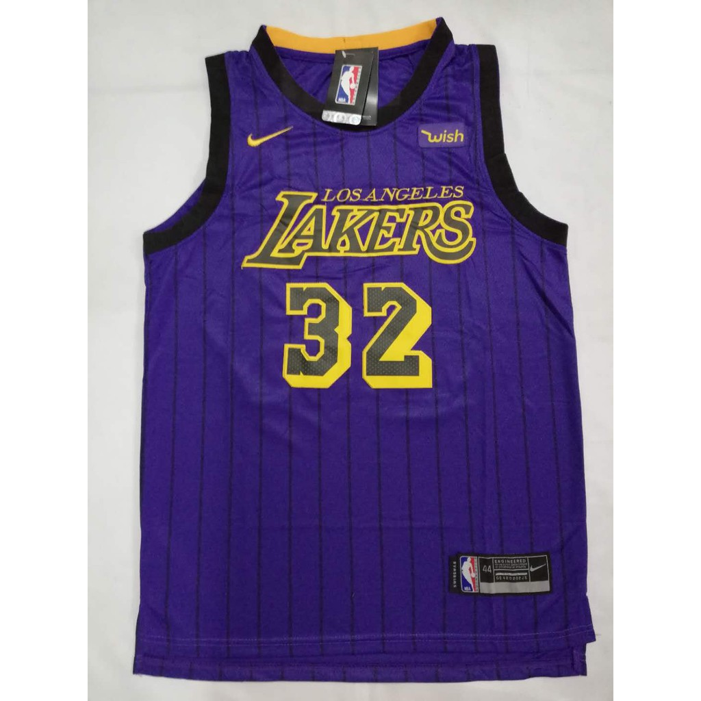 Lonzo Ball  2 Los Angeles Lakers Black Mamba Swingman Jersey ... c4b3ab8df