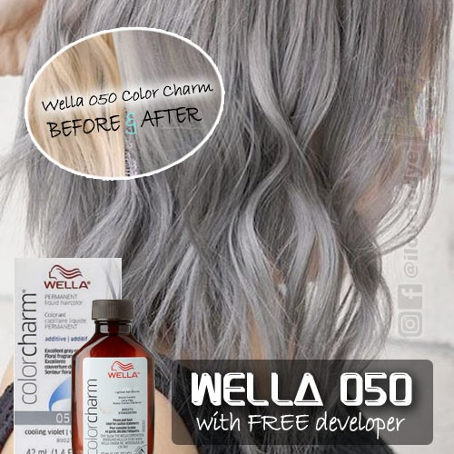 How To Mix Wella 050 With Developer - The Best Developer Images
