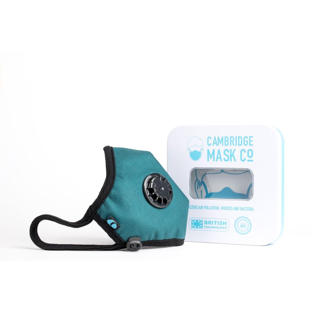 Watson Face Cambridge Mask Pro Filtered Reusable N99