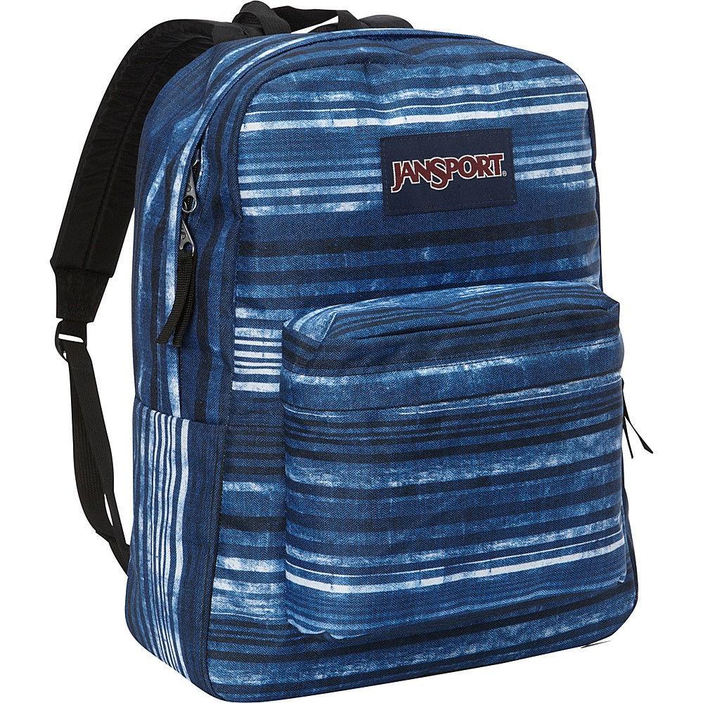 ecc85c4ff6ed JanSport Superbreak Multi Variegated Stripe Backpack
