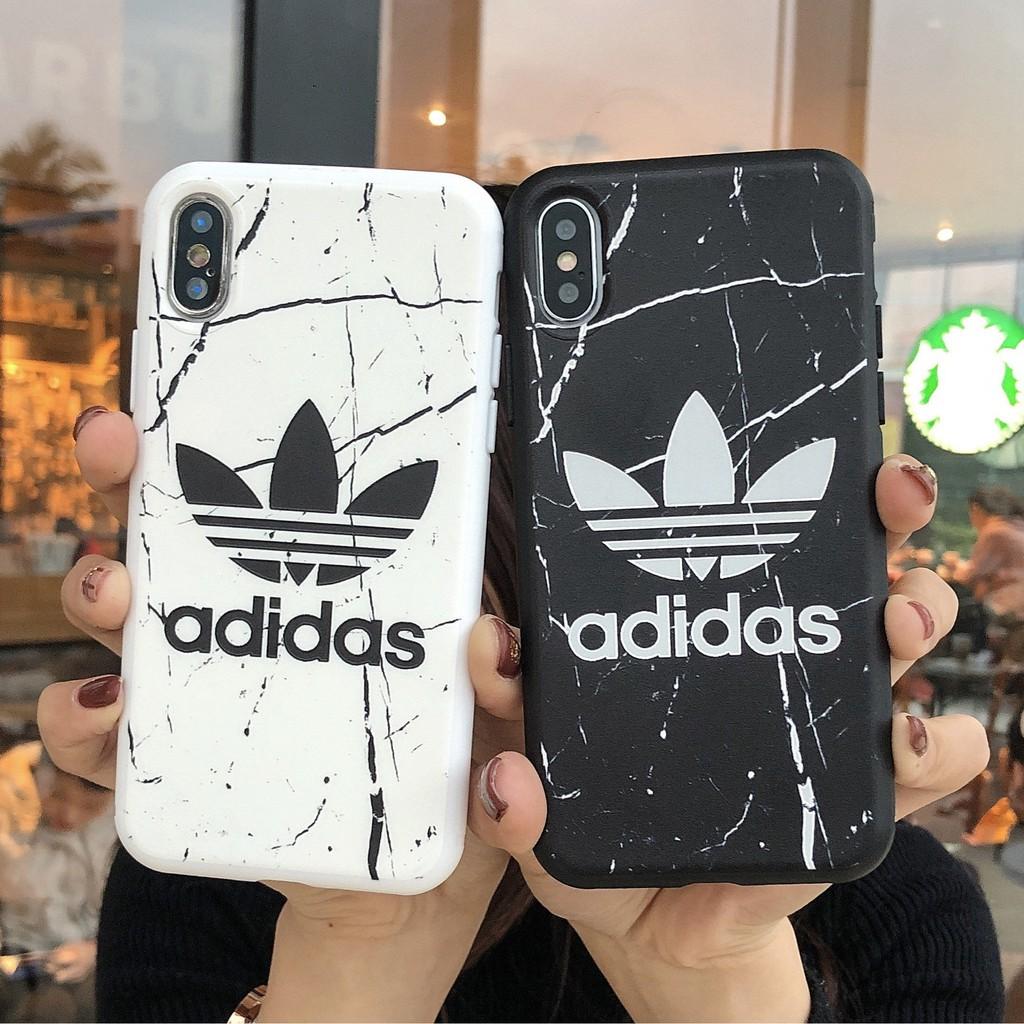 510e27c9ab Adidas IPhone 6/6s/7 8 Plus X/XS max/XR TPU Soft Phone Case