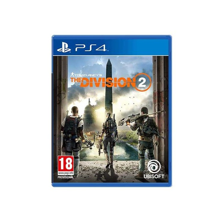 Sony Playstation PS4 The Division 2 Standard ed (R3)