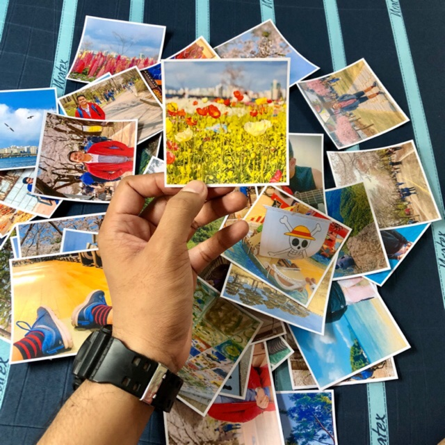 Photo Tile Sticker Printing Services (High Quality)