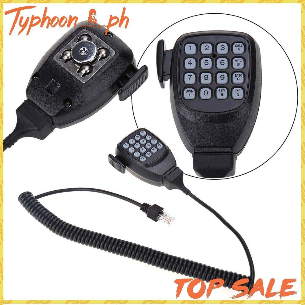 Mic for Kenwood Radio 8 Pin TK-762G TK-862G TK-863G TK-880G TK-780 TK-880 TK-980