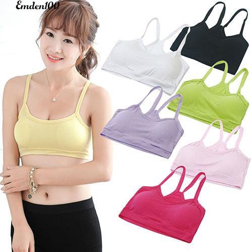 ea23e98385 Women Sports Bra Yoga No Rims Shockproof Zipper Underwear