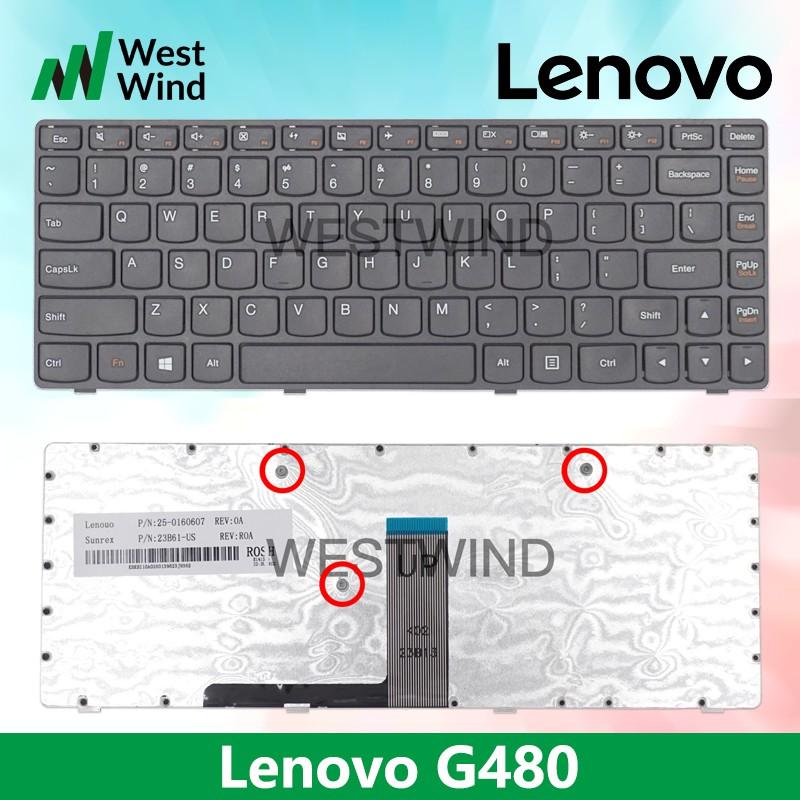 Keyboard for Lenovo Laptop G480 G485 B480 B485 Z380 Z385