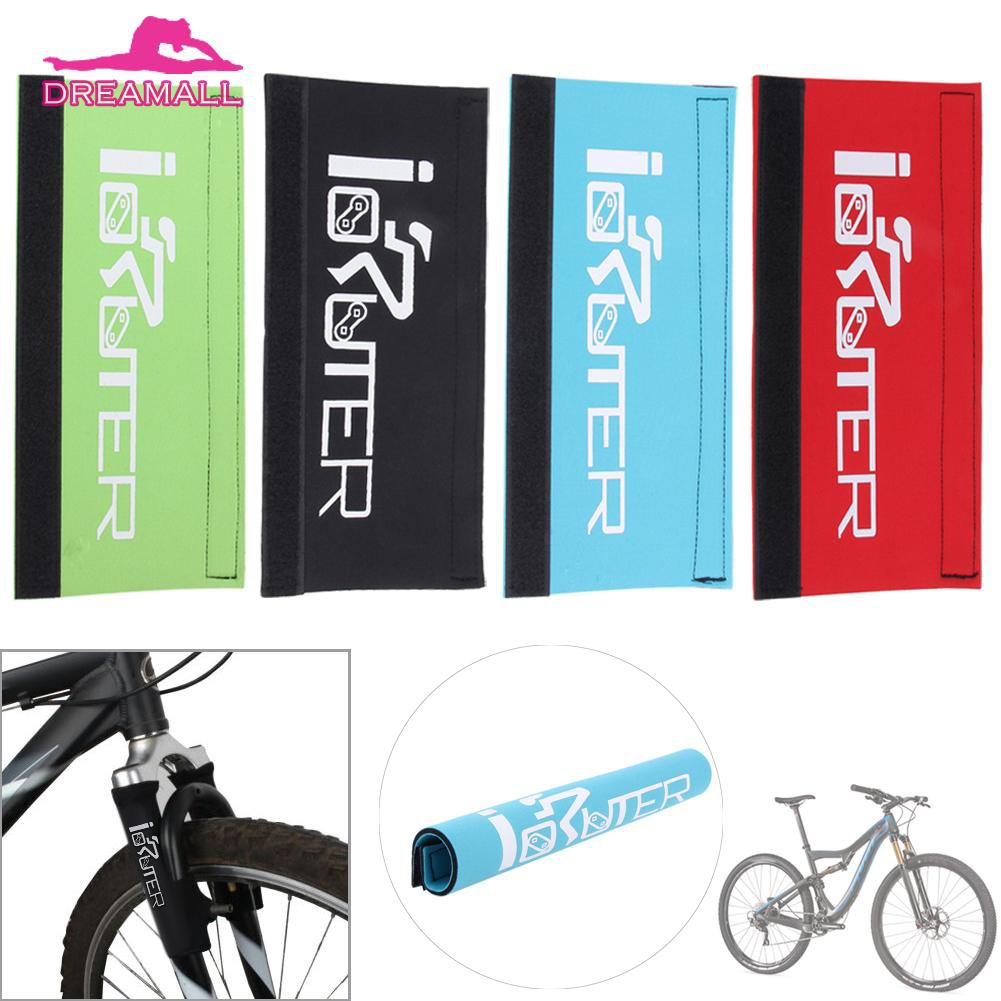 Bike Chain Stay /& Frame Scratch Protector Bicycle Protective Sticker Paster NEW