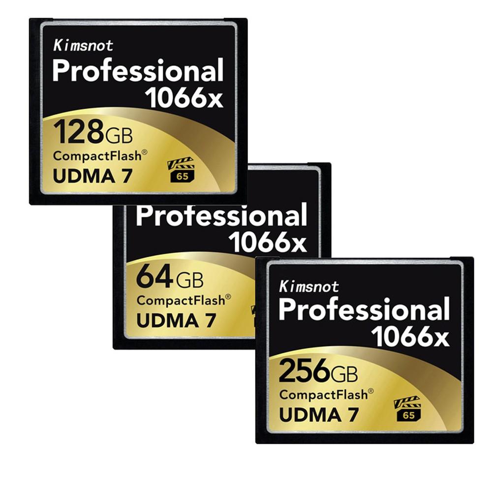 kimsnot professional cf card 64gb 128gb 32gb 256gb memory