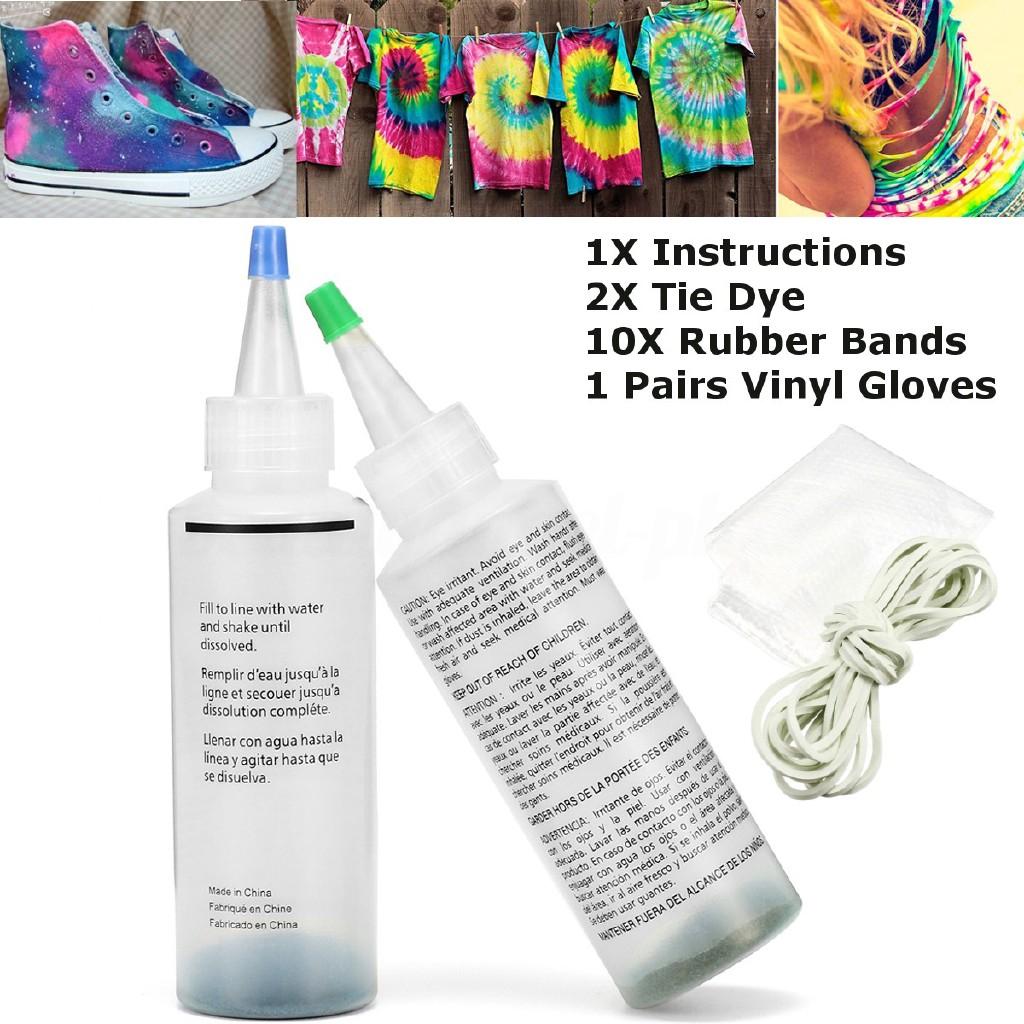 170dcfa19c53 ❥❥Tulip One Step Tie Dye Kit Vibrant Fabric Textile Permanen ...