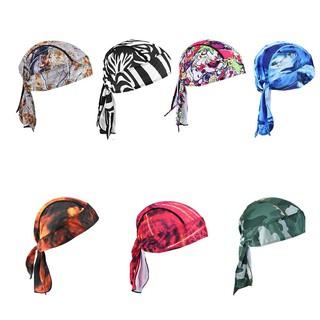 Outdoor Cycling Cap Head Scarf Quick Dry Hood Headband Pirate Hat Bandana   ecb8318e0af5