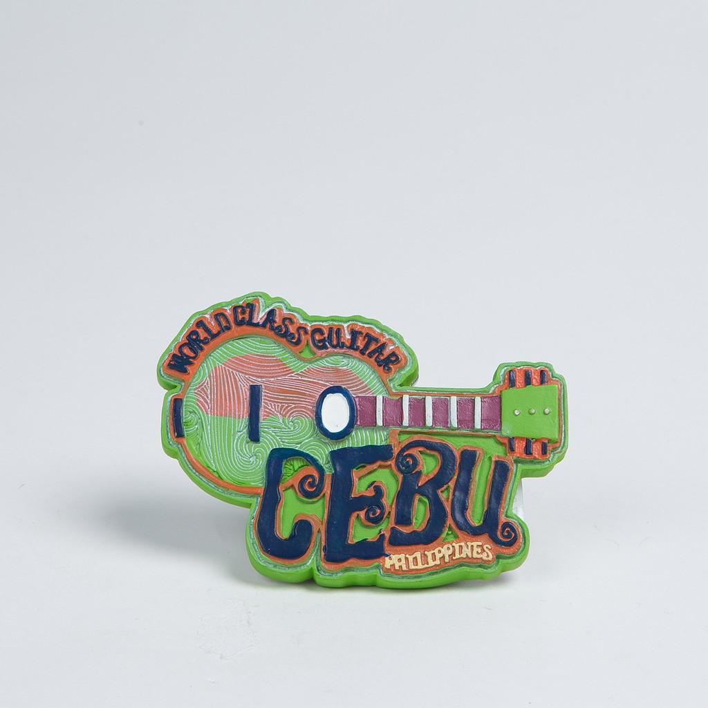Philippines MANILA Travel Souvenir Flexible Fridge Magnet