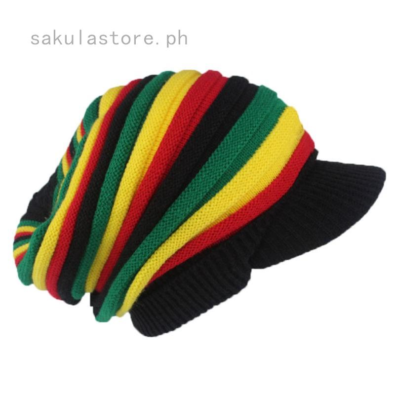 Knit Hats Unisex Gudetama Beanie Cap