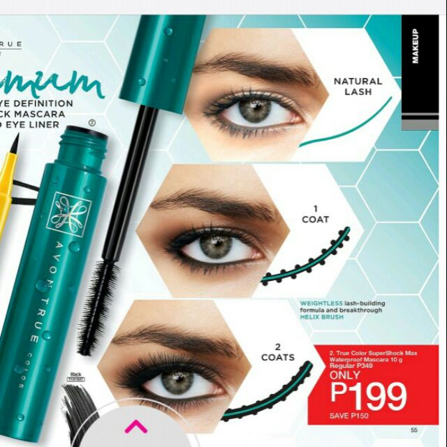 67a76cca197 TRUE COLOR SUPERSHOCK MAX WATERPROOF MASCARA 10 G | Shopee Philippines