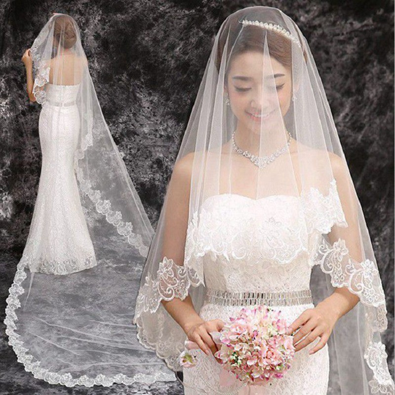 Wedding Gown With Veil Off 76 Buy