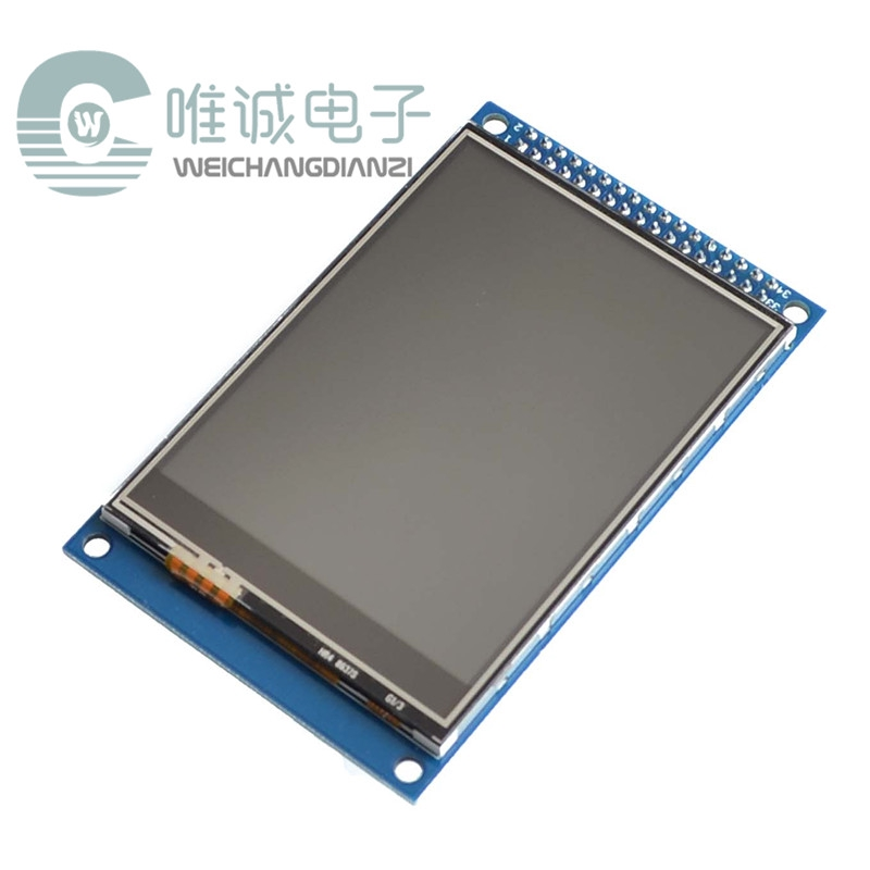 3.2 Inch LCD Color Screen Module SSD1289 ILI9341 Touch Screen TFT 34 Pin T2