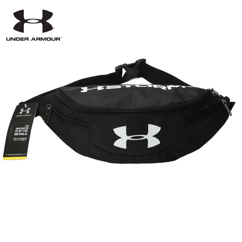 802c4243e671 Under Armour Waist bag Pouch Bag men Chest bag UA