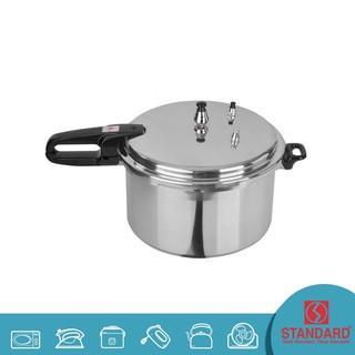 Standard SPC 4QC 4 Quarts Pressure Cooker (Silver)