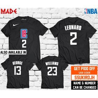 pretty nice 62a8b 6af09 NBA - LA Clippers Kawhi Leonard Paul George Lou Williams ...