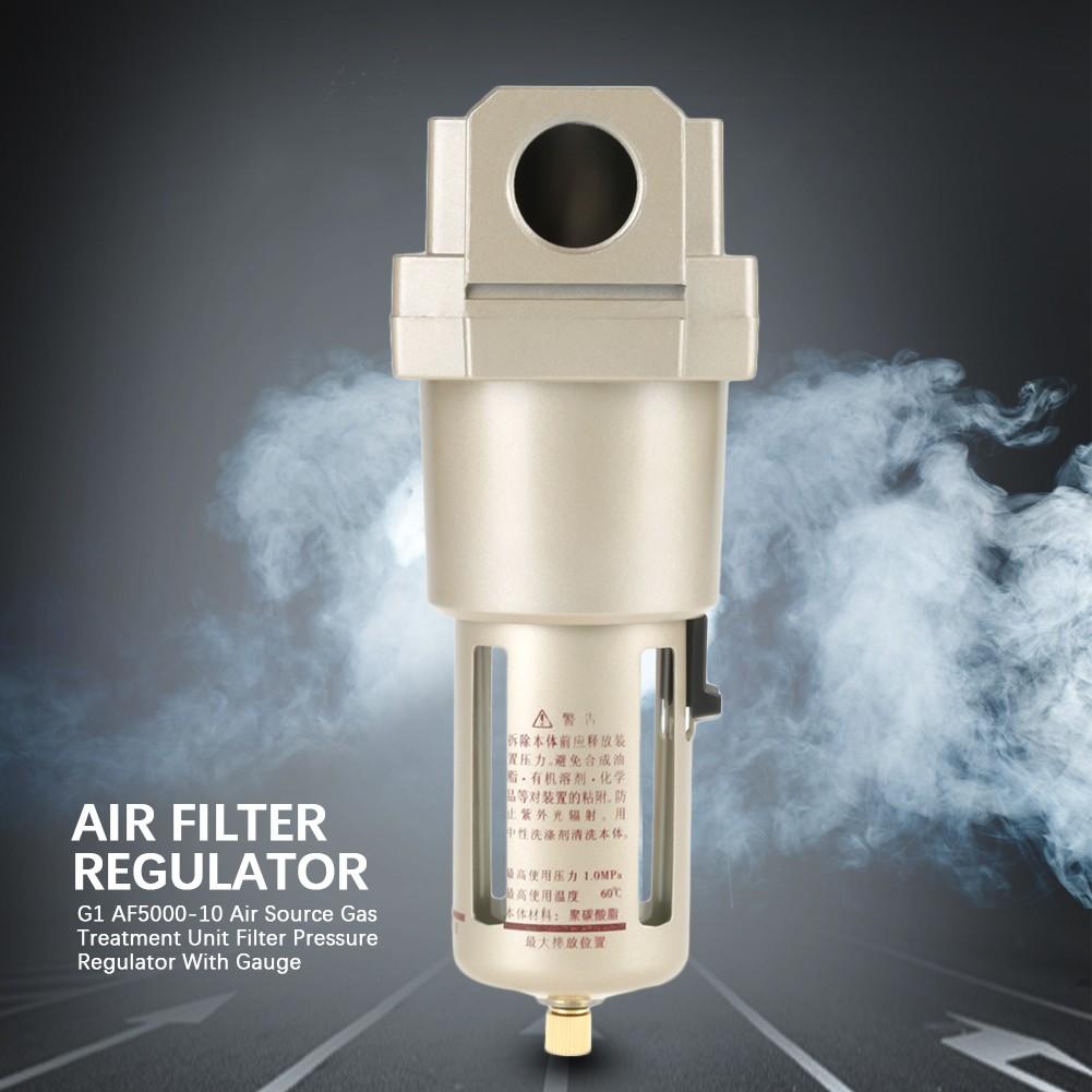 G1 AF5000-10 Air Source Gas Unit Filter Pressure Regulator