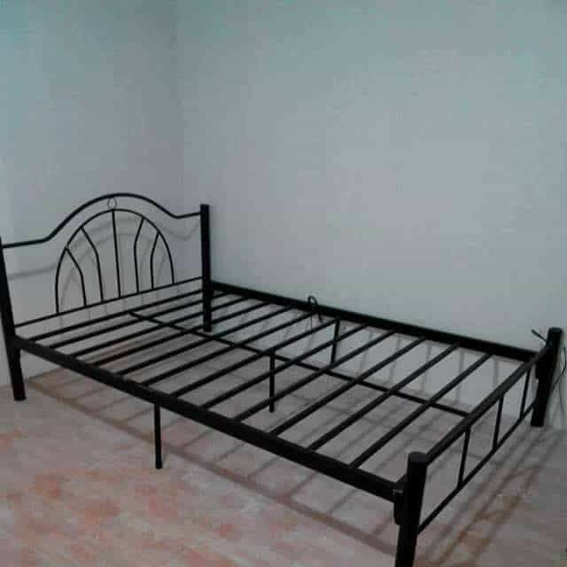 48x75 Double Bed Size Frame Ee, What Is The Size Of Double Bed In Philippines