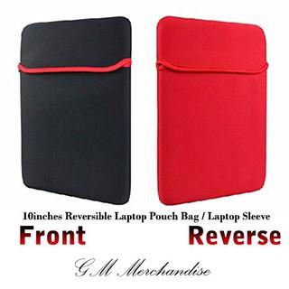 f12d6689df7b 10-inch Neoprene Laptop Sleeve, Laptop Pouch Bag, Case COD!   Shopee ...