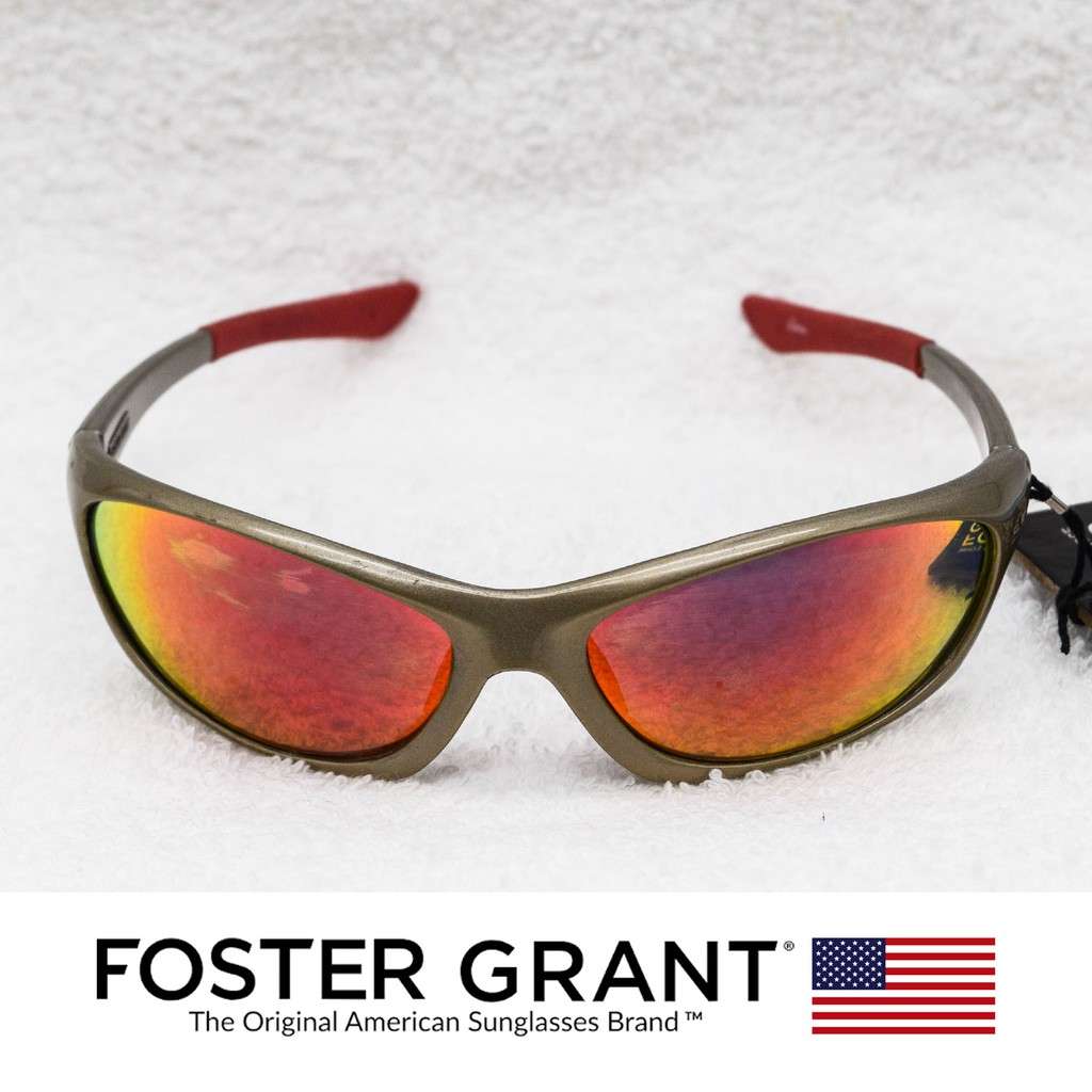 8cd1c12982fc Foster Grant Ironman Sunglasses Polarized