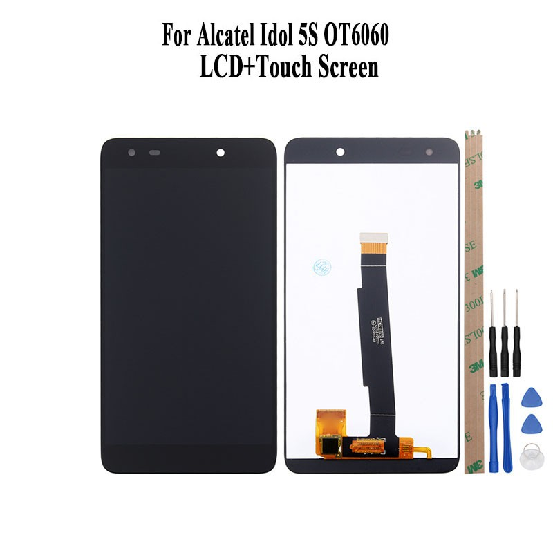 For Alcatel idol 5S LCD Display Touch Screen Assembly
