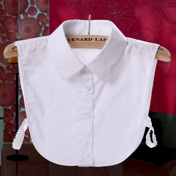 Fashion Vintage Fake Collar Decorate Net Chiffon Lace Detachable Hot