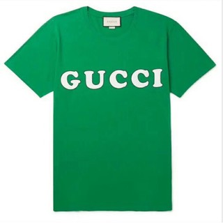 7c537045a03 GUCCI plus size casual short-sleeved cotton T-shirt