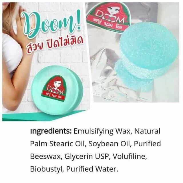 Doom Soap (Breast Enlarger Soap)