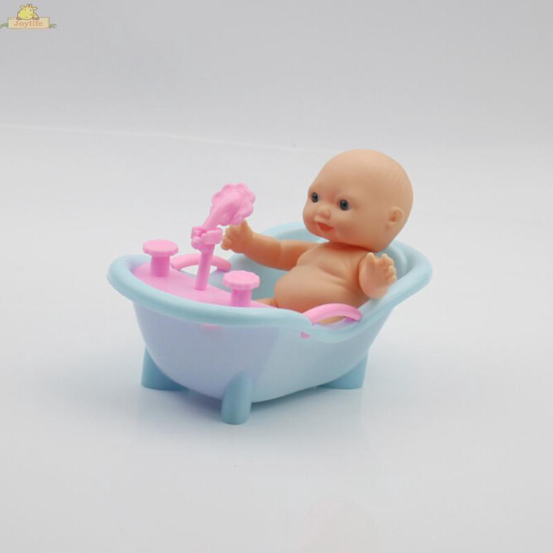 Solid Color Doll Boy Children Doll Toy Bathtub Accessories Doll Only Doll Bathtub Doll Toy Bathtub Shopee Philippines