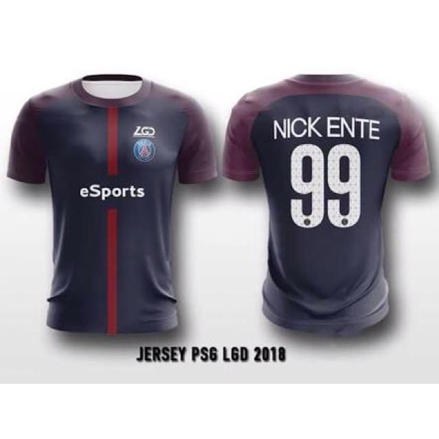 size 40 2cad7 e180f PSG LGD Esports Jersey