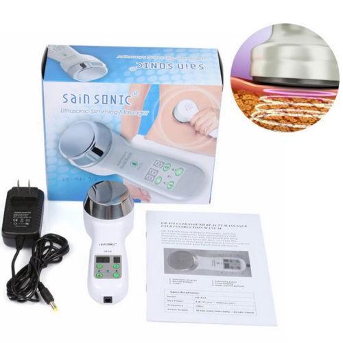 Ultrasonic Cavitation Weight Loss Machine Ultrasound Therapy Massager EU  PluLKDC