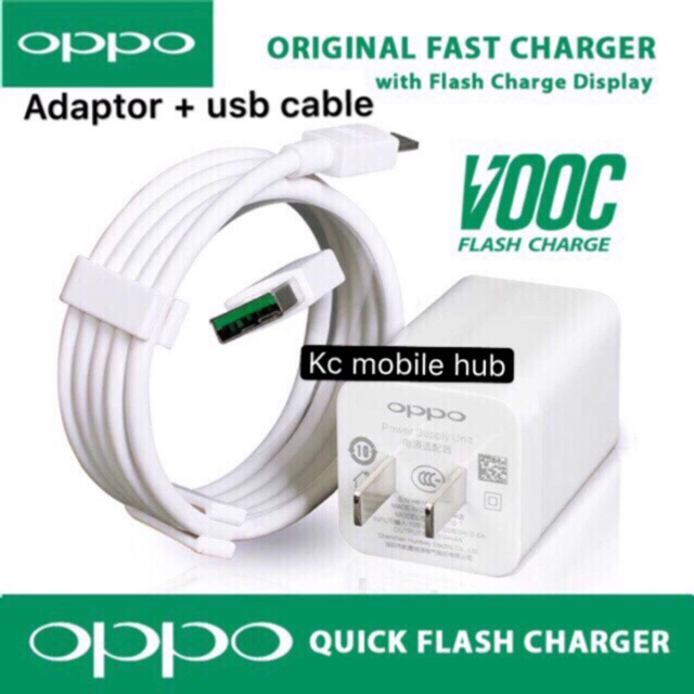 OPPO AK779 Micro 5V-4A VOOC Super Charging