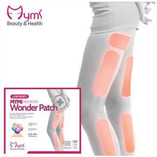 Korea Weight Loss leg Treatment Sleep Mymi Wonder Slim Patch