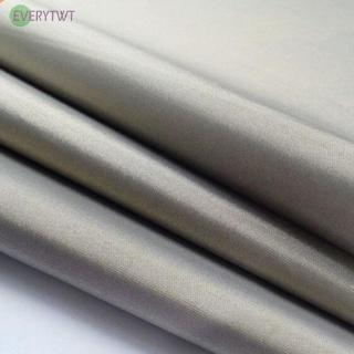 Durable Soft Grounding Earthing EMF RF RFID Shielding Fabric Material Roll~DIY