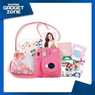 Fujifilm Instax Mini 9 Sakura Special Kit Instant Camera