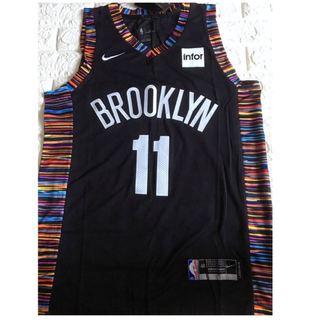official photos 6b75d 821d9 NBA basketball BROOKLYN #11 Nike Jersey