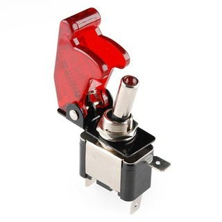Toggle switch RED Car Racing LED On Aircraft Type