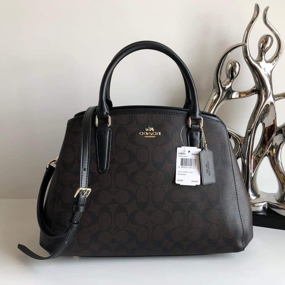 Auth Bnew Coach Margot In Signature