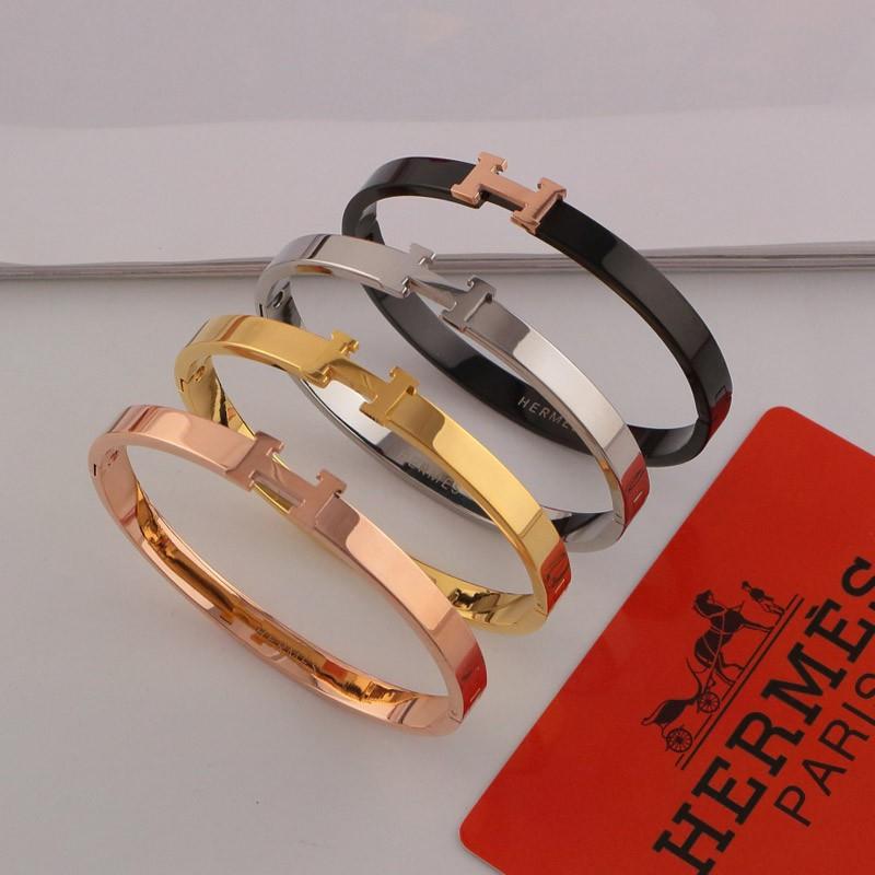 Women For Fashion Quality High Bracelet Steel Stainless Hermes