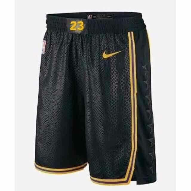 lebron james jersey shorts