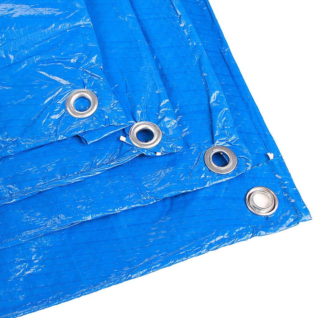 Blue lightweight waterproof ground sheet BEST PRICE cover tarpaulin