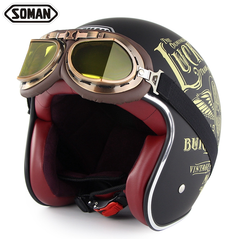 Vintage Helmet Prices And Online Deals Motors Dec 2020 Shopee Philippines