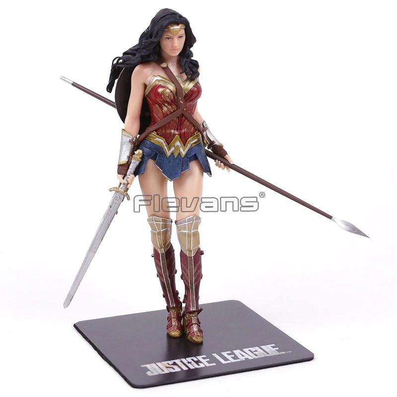 17cm DC Comics Designer Series Action Figure Wonder Woman New No Box