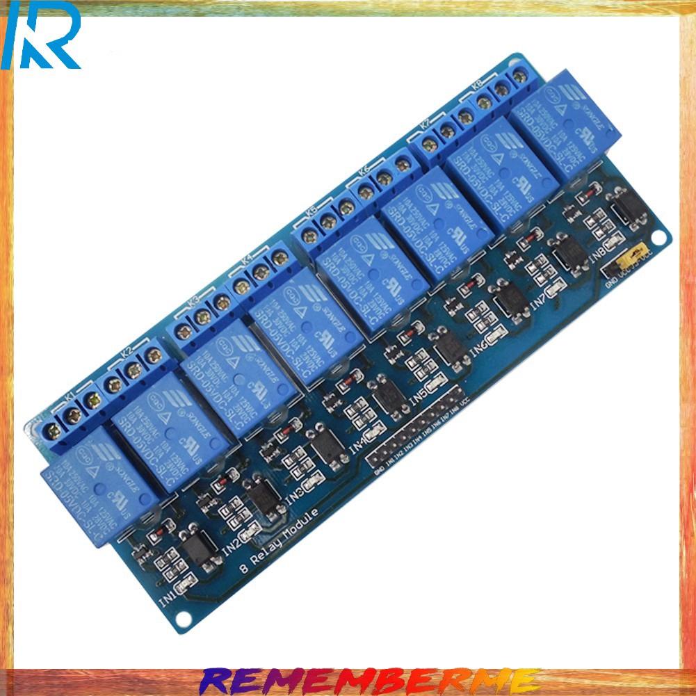 1 Channel 12V Relay Shield Module for Arduino ARM PIC AVR DSP SRD-12VDC-SL-C New