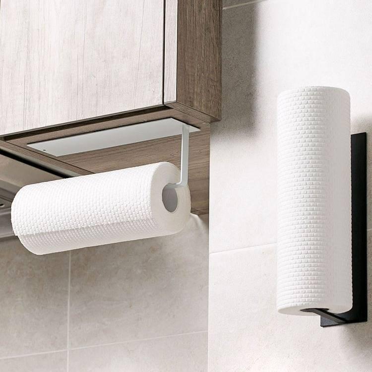 Kitchen Towel Rack Wall Mount